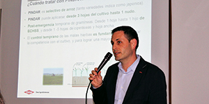 José António Rodriguez, responsável da Dow, anunciou a chegada do Pindar ainda em 2017